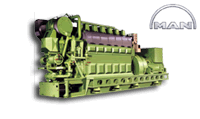 Adriadiesel d.d. web pages :: L 23 / 30 four-stroke diesel engine