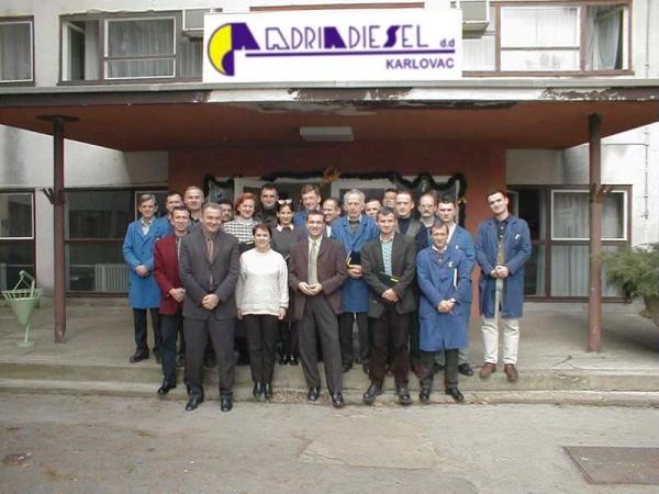 Adriadiesel's Employees
